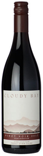 Cloudy Bay Pinot Noir 2013 750ml